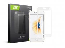 Gehard glas voor Apple iPhone 6 6S Beschermende film GC Clarity Helder Glas Film 9H hardheid Kogelvrij