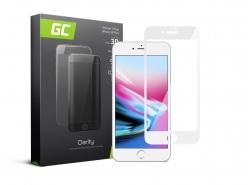 Gehard glas voor Apple iPhone 7/8 Plus Beschermende film GC Clarity Helder Glas Film 9H hardheid Kogelvrij