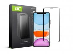 Gehard glas voor Apple iPhone 11 Beschermende film GC Clarity Helder Glas Film 9H hardheid Kogelvrij