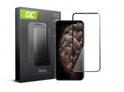 Gehard glas voor Apple iPhone 11 Pro Max Beschermende film GC Clarity Helder Glas Film 9H hardheid Kogelvrij
