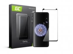 Gehard glas voor Samsung Galaxy S9 Beschermende film GC Clarity Helder Glas Film 9H hardheid Kogelvrij