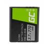 Camera accu Green Cell ® LI-50B voor Olympus Tough TG-810 TG-610 6000 Stylus 1010 1020 SP-720UZ SP-800UZ SZ-20 3.7V 770mAh