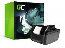 Green Cell ® batterij voor Makita BL1830 194204-5 cel SAMSUNG 18V 4Ah