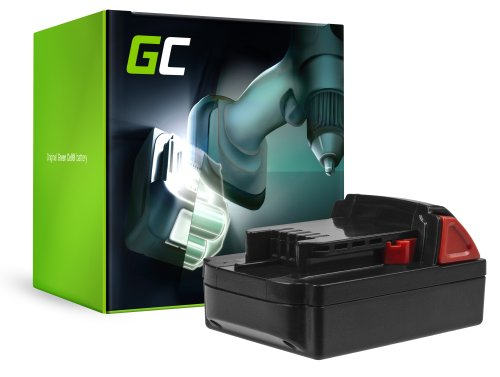 Green Cell ® Akkuwerkzeug 48-11-1830 voor Milwaukee C18 M18 18V 2000mAh