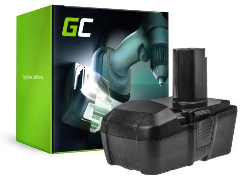 Green Cell ® batterijtool 451327501029 voor Einhell RT-CD 18/1 18V 2000mAh