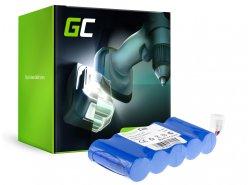 Green Cell ® Akku für Rollladen Bosch 861E D962E FDD087D