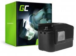 Green Cell ® draadloos gereedschap voor AEG BEST 9.6 X 9.6V 2.5Ah