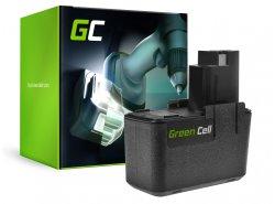 Green Cell ® Akku für Bosch BAT001 BH-974H CHECK