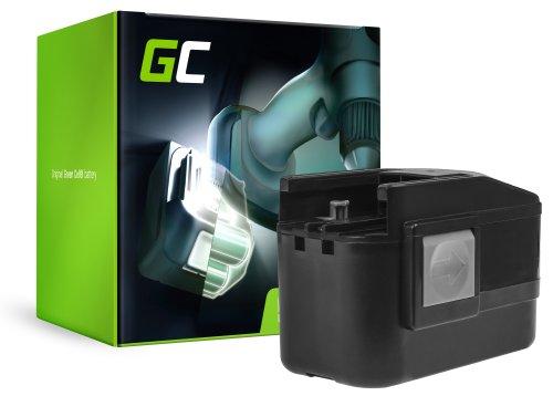 Green Cell ® batterijtool 4932373540, 4932373541 voor AEG BBM 14 STX, BS 14 X, BSB 14 STX, AEG SB2E 14 STX 14.4V 3.3Ah