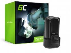 Green Cell ® draadloos gereedschap voor WORX WA3503 WA3509 12V 2Ah