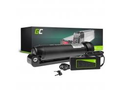 Oplaadbare batterij Green Cell Bottle 36V 5.2Ah 187Wh voor e-bike Pedelec elektrische fiets