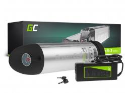 Oplaadbare batterij Green Cell Bottle 36V 11.6Ah 418Wh voor elektrische fiets E-Bike Pedelec