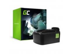 Green Cell ® Akku für Festool BPC15 14.4V 5Ah