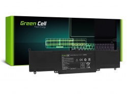Green Cell Laptop Accu C31N1339 voor Asus ZenBook UX303 UX303U UX303UA UX303UB UX303L Transvoormer Book TP300L TP300LA TP300LD