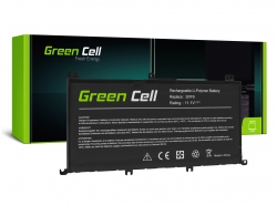 Green Cell Laptop Accu 357F9 71JF4 voor Dell Inspiron 15 5576 5577 7557 7559 7566 7567