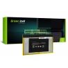 Batterij Green Cell A1484 voor Apple iPad Air A1474 A1475 1st Gen iPad 5 A1823 A1822 iPad 6 A1893 A1954
