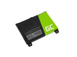 Batterij Green Cell ® 170-1012-00 DR-A011 voor ebook Amazon Kindle 2 II DX D00511 D00611 D00701 D00801 Wi-Fi, 1530mAh