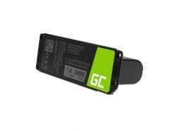 Batterij Green Cell ® 088772 voor luidspreker Bose Soundlink Mini 2 II MMPRA0071 MMPRA0072 725192-1110 725192-1310, 3400mAh