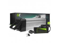 Oplaadbare batterij Green Cell Silverfish 48V 14.5Ah 696Wh voor elektrische fiets e-bike pedelec