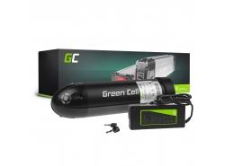 Oplaadbare batterij Green Cell Bottle 24V 11.6Ah 278Wh voor e-bike elektrische Pedelec-fiets