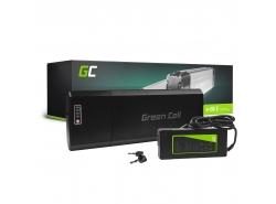 Oplaadbare batterij Green Cell Achterdrager 24V 13Ah 312Wh voor elektrische fiets E-Bike Pedelec