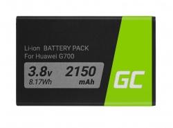 Batterij HB505076RBC voor Huawei Y3 YIII