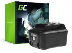 Green Cell® batterij accu (2Ah 14.4V) BPL1414 BPP-1413 BPP-1414 voor Ryobi LCD1402 LCD14022 CDD144V22