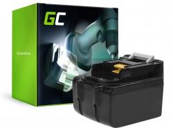 Green Cell® batterij accu Green Cell (5Ah 14.4V) voor Makita BL1415 BL1430 BL1440