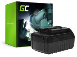 Green Cell® batterij accu Green Cell (5Ah 18V) voor Bosch ProCORE 18V BAT609 BAT618 BAT620 Li-Ion