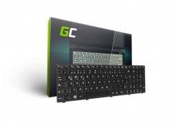 Green Cell ® -toetsenbord voor laptop Lenovo IdeaPad B570 B575 B580 B590 Z570