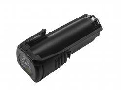 Green Cell® batterij accu (2Ah 3.6V) 2607336241 BAT504 voor Bosch GSR GBA 3.6 PRODRIVE Mx2Drive