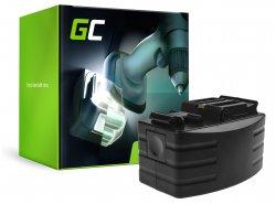 Accu (3Ah 12V) 489003 489731 BPH12T Green Cell voor Festool TDD 12 ES FX MH