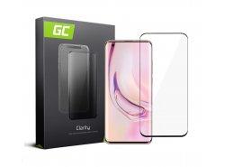 Gehard glas voor Xiaomi Mi 10 Pro edge glue Beschermende film GC Clarity Helder Glas Film 9H hardheid Kogelvrij