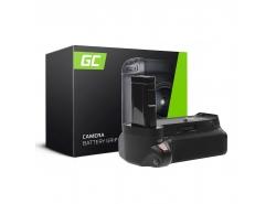 Grip Green Cell BG-2F voor de Nikon D3100 D3200 camera