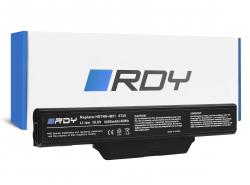 RDY Laptop Accu HSTNN-IB51 HSTNN-LB51 voor HP 550 610 615 Compaq 550 610 615 6720 6720s 6730s 6735s 6800s 6820s 6830s