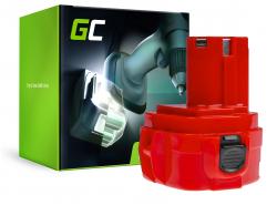 Green Cell ® Batterij 1220 1222 PA12 voor gereedschap Makita 1050D 4191D 6270D 6271D 6316D 6835D 8280D 8413D 8434D