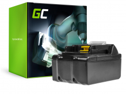 Green Cell ® batterijtool voor Makita BL1830 BDF450SFE BTL061RF BTW450RFE