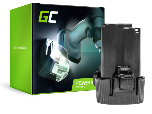 Green Cell ® batterijtool voor Makita BL1013 DF030D DF330D TD090D JV100DWE
