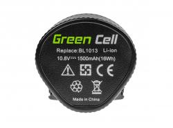 Green 10.8V (12V)