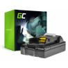 Green Cell ® batterijtool voor Makita BL1815 BL1830 BL1840 BDF450SFE 18V 1.5Ah