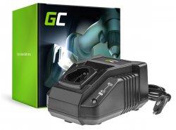 Green Cell ® gereedschap batterijlader SFC-7/18 voor Hilti Ni-MH / Ni-CD SF120A SFB120 SFB123 SFB125 SID121 TCD12