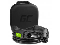 Cable Green Cell GC Type 1 for charging EV Tesla Leaf Ioniq Kona E-tron Zoe 3,6kW