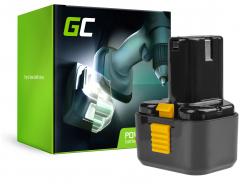 Green Cell ® Akku EB9B EB930H FEB9 für Werkzeug Hitachi CK 12D D 10DF DS 9DVF UB 12D WH 9DM WR 9 DMR