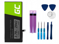 Green Cell A2105 accu voor Apple iPhone XR + toolkit