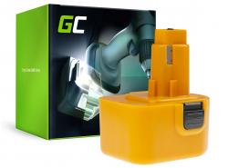Green Cell ® Akkuwerkzeug für DeWalt DE9037 DE9071 DE9074 12V 2Ah