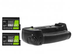 Grip Green Cell MB-D18 voor de Nikon D850 camera