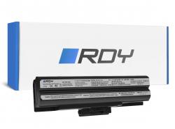 RDY Laptop Accu VGP-BPS21 VGP-BPS21A VGP-BPS21B VGP-BPS13 voor Sony Vaio PCG-7181M PCG-81112M VGN-FW PCG-31311M VGN-FW21E