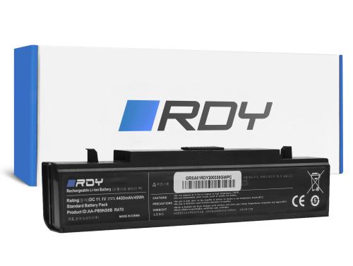 RDY Laptop Accu AA-PB9NC6B AA-PB9NS6B voor Samsung R519 R522 R530 R540 R580 R620 R719 R780 RV510 RV511 NP350V5C NP300E5C