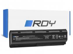 RDY Laptop Accu MU06 593553-001 593554-001 voor HP 240 G1 245 G1 250 G1 255 G1 430 450 635 650 655 2000 Pavilion G4 G6 G7