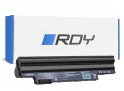 RDY Laptop Accu AL10A31 AL10B31 voor Acer Aspire One AO522 AO722 AOD255 AOD257 D255 D255E D257 D257E D260 D270 522 722